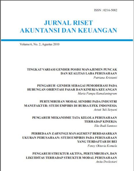 Vol 6 No 2, 2010