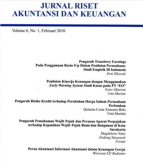 Vol 6 No 1, 2010
